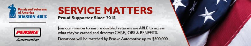 PVA Service Matters
