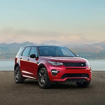 LOANER LEASE SPECIAL 2018 Land Rover Discovery Sport HSE  – Only 2 Available