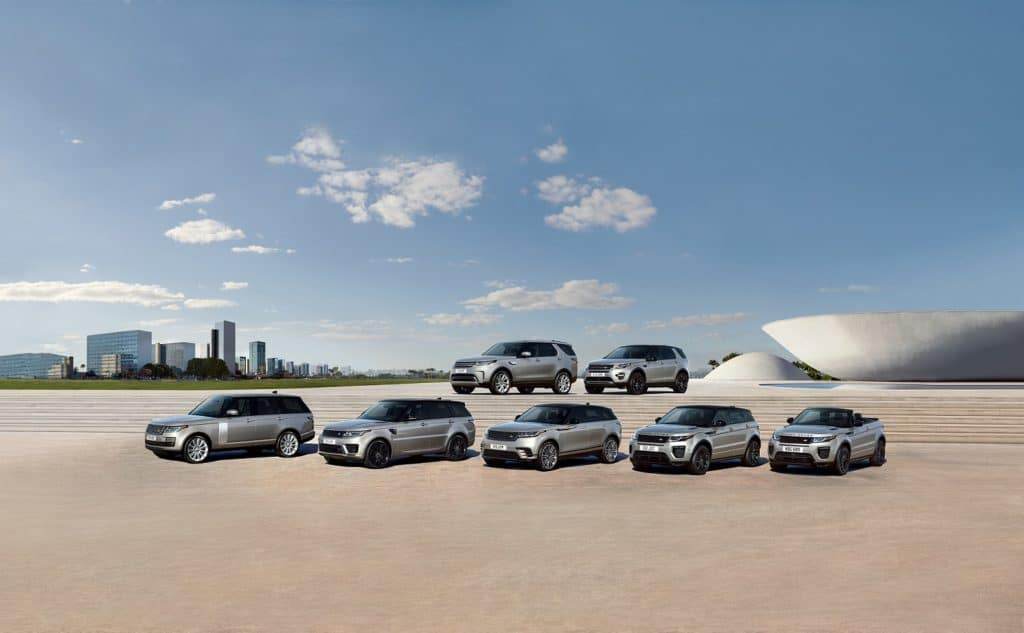 Land Rover Early Lease Turn-In Program