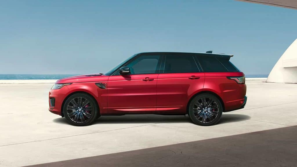 LEASE SPECIAL New 2019 Range Rover Sport HSE MHEV - 1 Available!