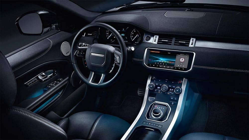 2019 Range Rover Evoque Interior Features
