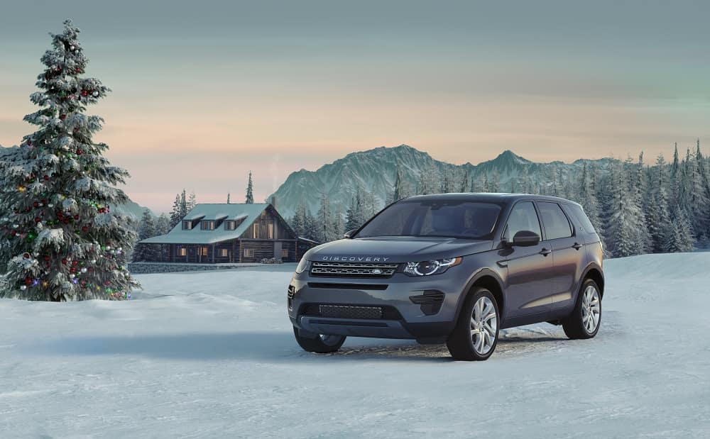 LOANER LEASE SPECIAL 2018 Land Rover Discovery Sport HSE - 2 Available!