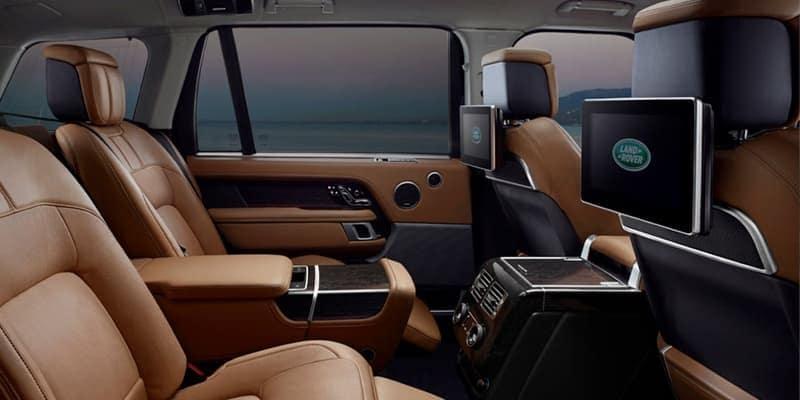2019 Range Rover Hybrid Interior
