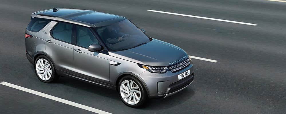 2019 land rover discovery exterior