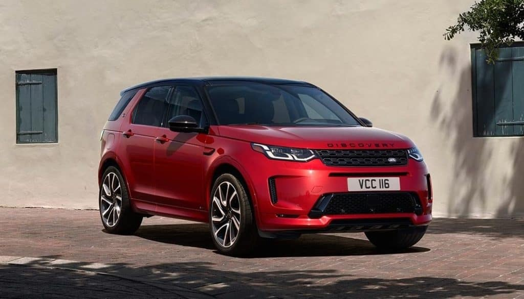 LOANER LEASE SPECIAL 2020 Land Rover Discovery Sport S  – only 5 cars available