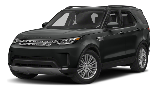 2019 land rover discovery dark grey exterior model
