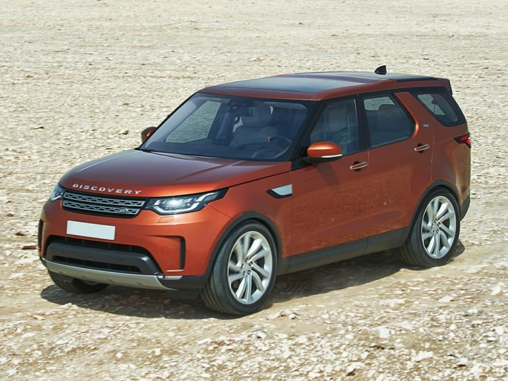 LOANER LEASE SPECIAL 2019 Land Rover Discovery HSE Luxury - 5 Available!