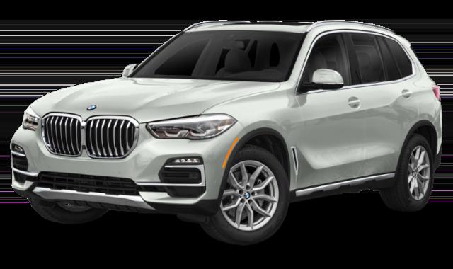 2020 BMW X5 white