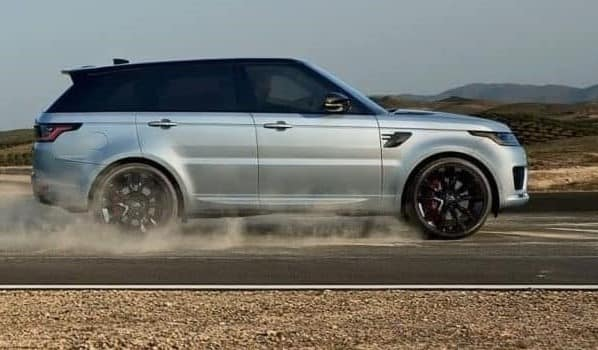 LEASE SPECIAL 2020 Range Rover Sport HSE MHEV with Black Package  – only 1 car available