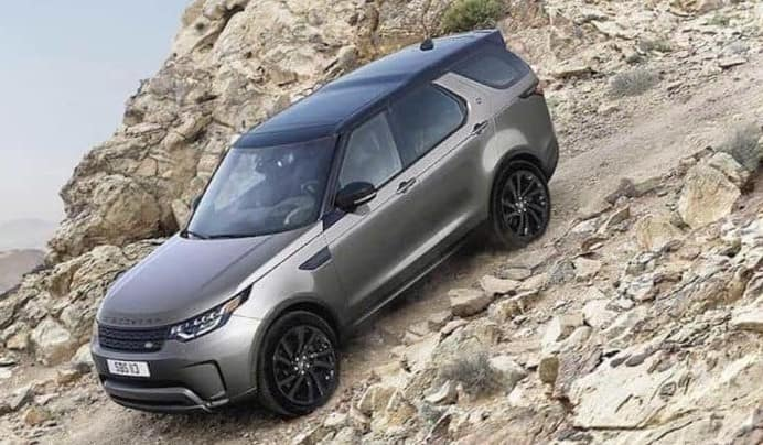 LOANER LEASE SPECIAL 2020 Land Rover Discovery HSE  – only 3 car available