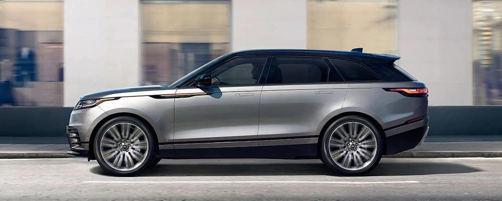 2020 Range Rover Velar Grey