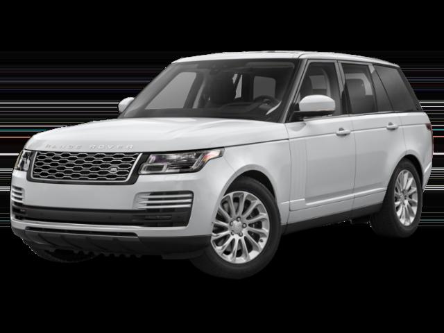 2020 Range Rover white
