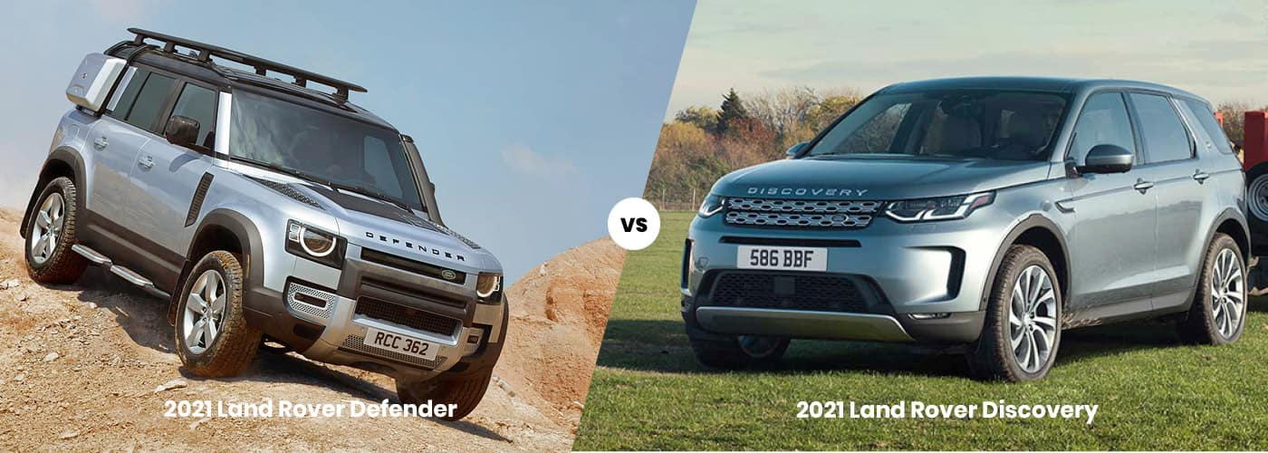 defender vs discovery