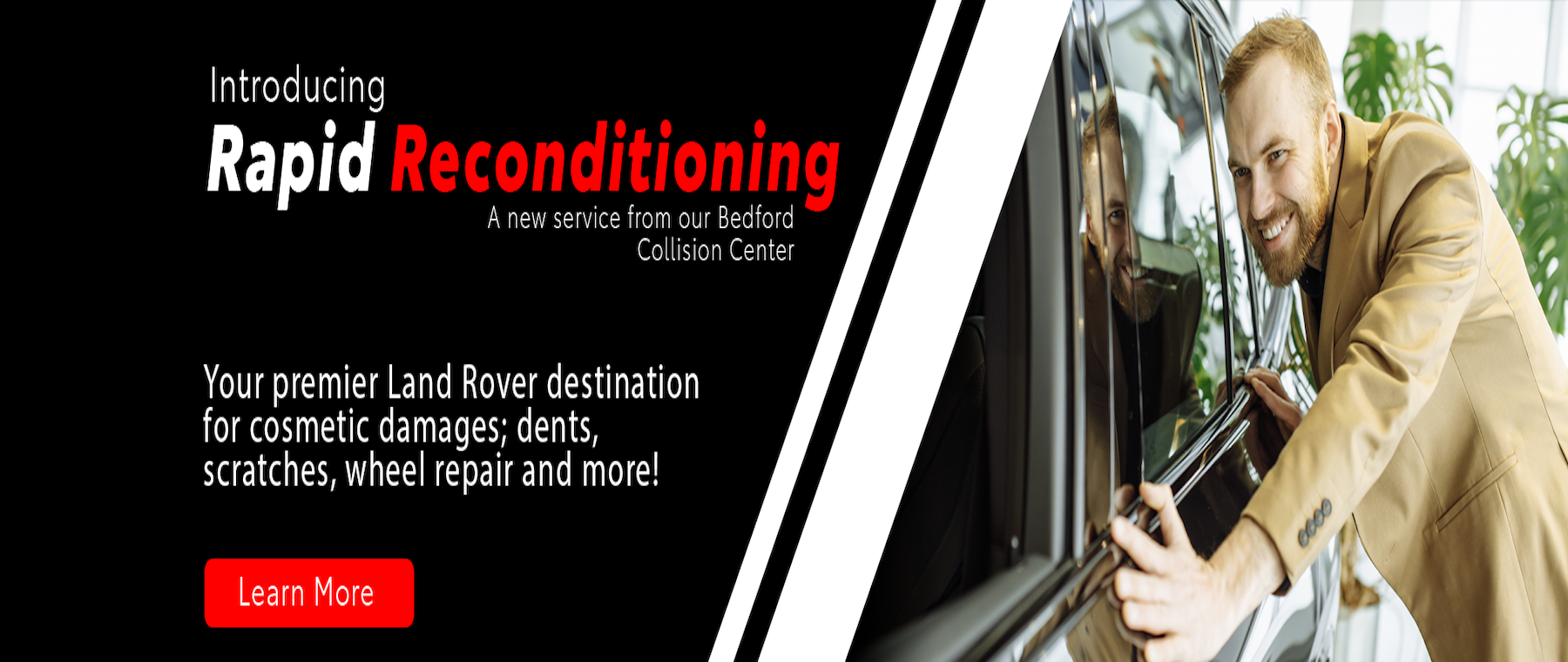 Rapid reconditioning at Fairfield Collision Center