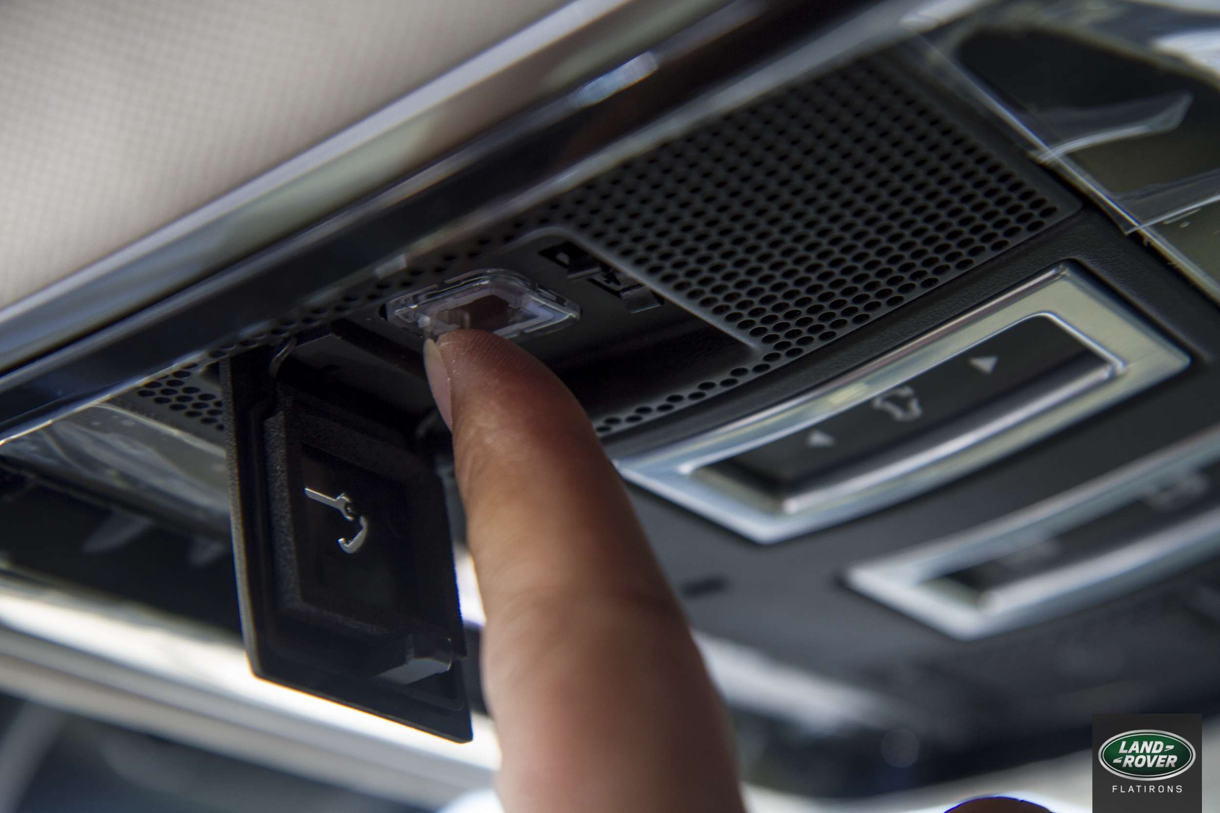 Land Rover InControl Remote & Protect