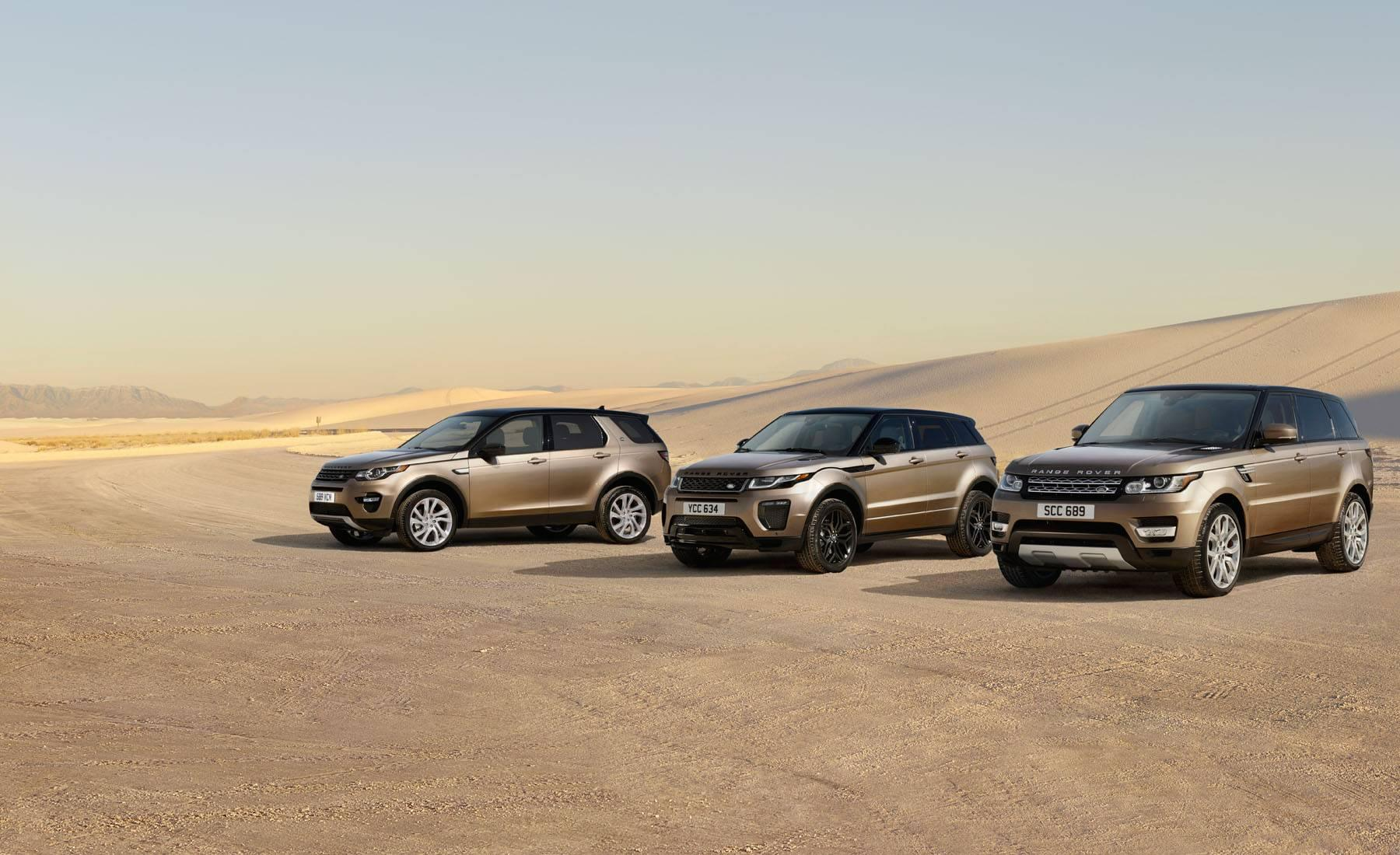 Land Rover Evoque Towing Capacity >> Land Rover SUVs for Sale in Superior CO | Land Rover Flatirons