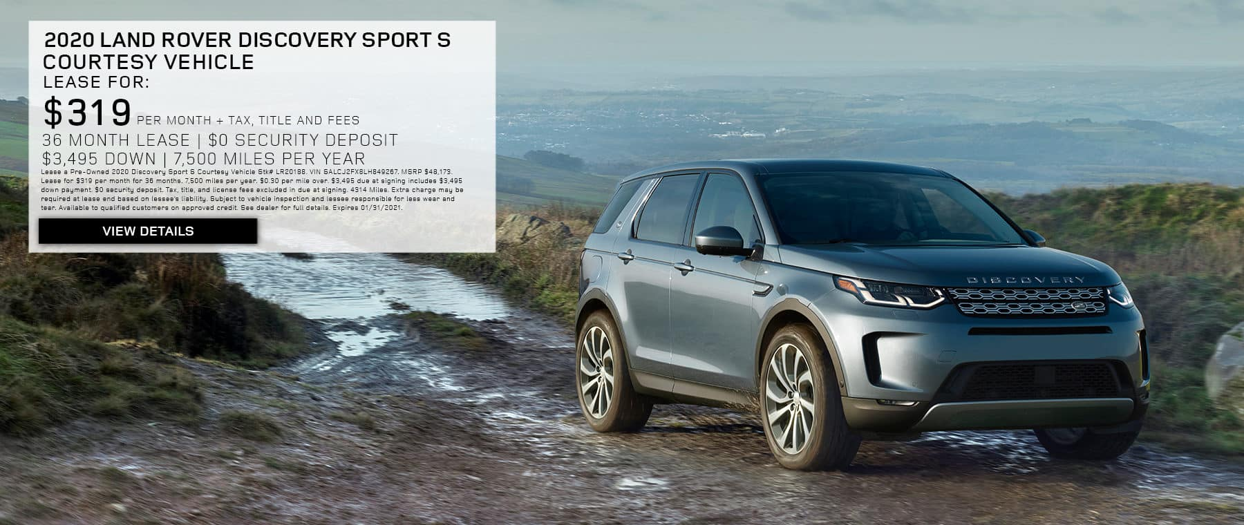 Disco Sport LEASE BANNER 2 NEW FORMAT