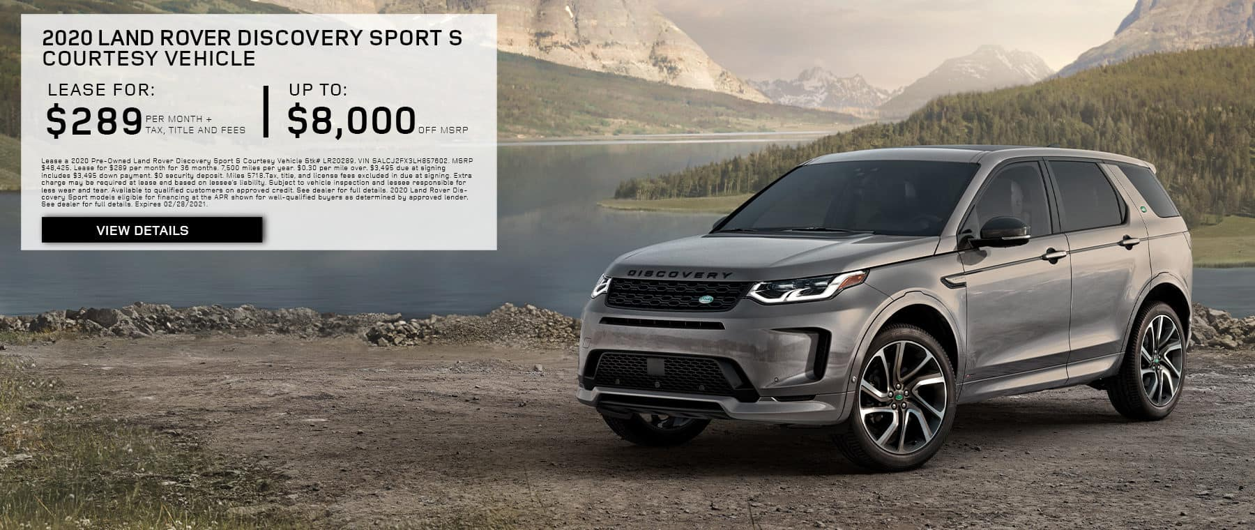LAND ROVER COURTESY DUAL OFFER FEBRUARY LEASE BANNER 3