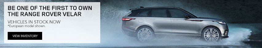 Range Rover Velar 2017 Gray on Snow
