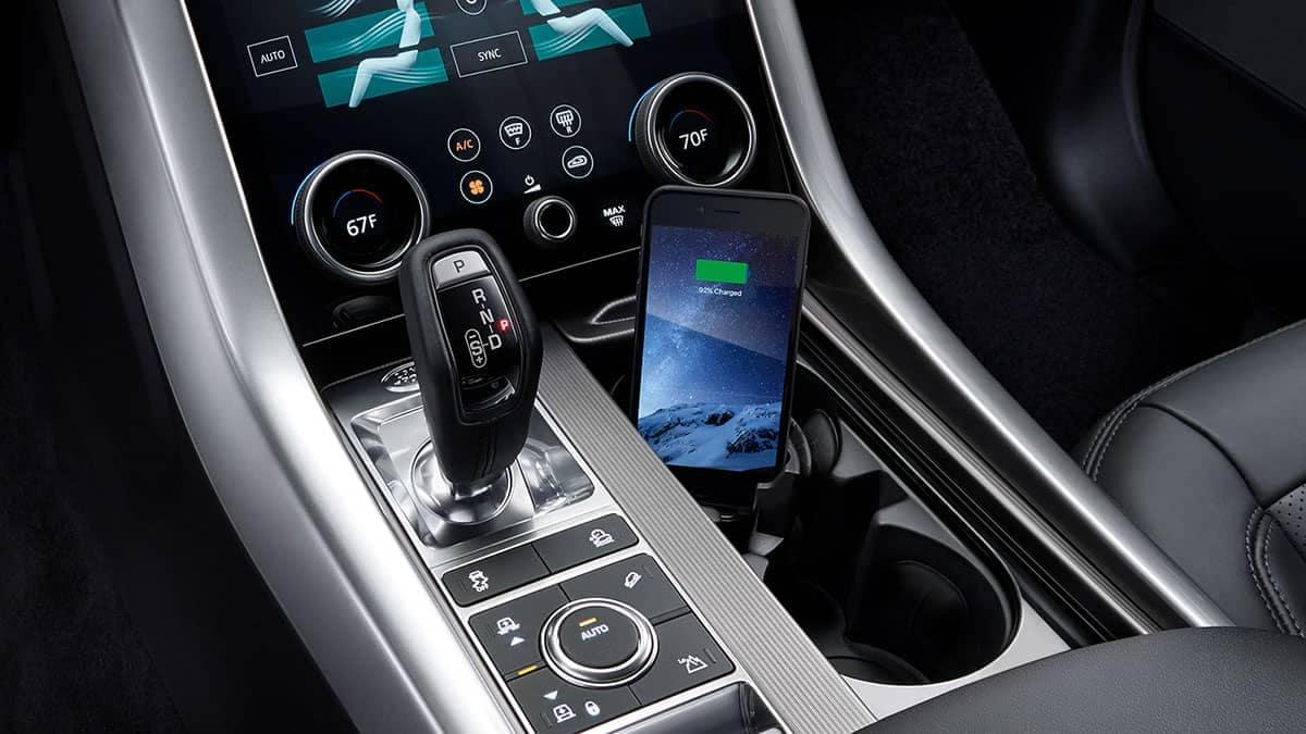 2020 Land Rover Range Rover Sport Interior Features