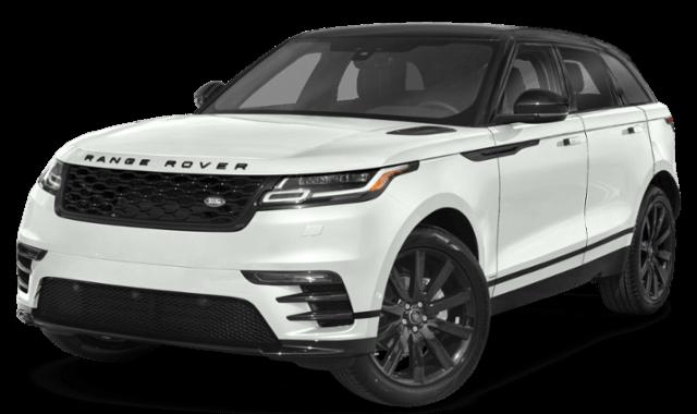 2020 Range Rover Velar front view comparison thumbnail