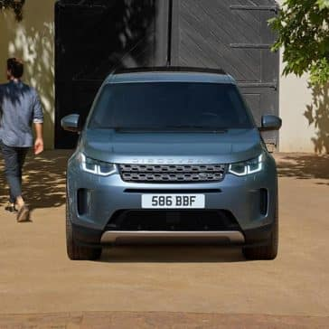 2020 Land Rover Discovery Sport Grill