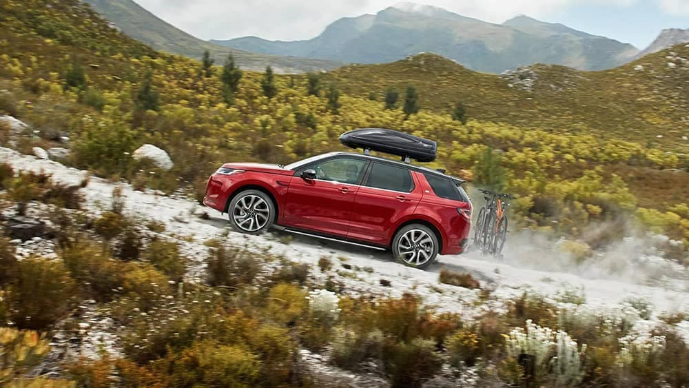 2020 Land Rover Discovery Sport Offroad