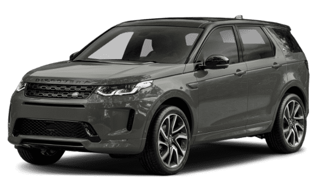 2020 Land Rover Discovery Sport comparison thumbnail