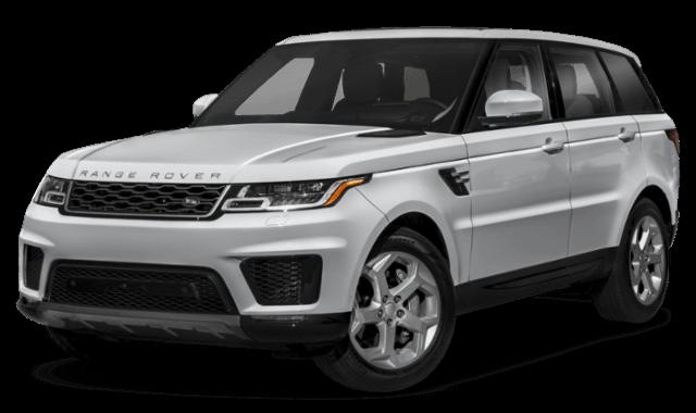 2020 Range Rover Sport front view comparison thumbnail