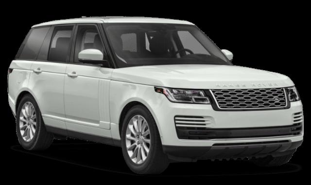 2020 Range Rover front view comparison thumbnail