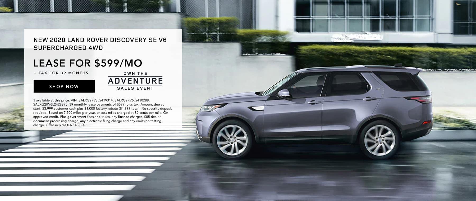 Land Rover Discovery Sport SE V6