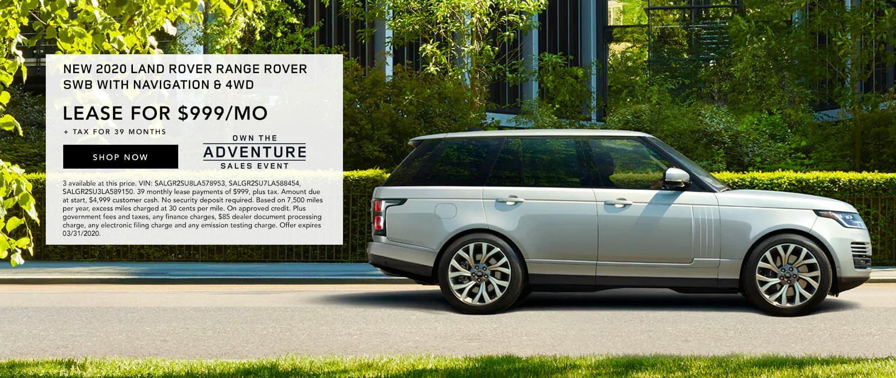 Range Rover SWB