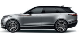2018 Land Rover Velar Side View