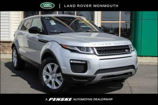 LEASE THIS 2016 LAND ROVER RANGE ROVER EVOQUE SE PREMIUM FOR $499 PER MONTH FOR 39 MONTHS WITH $0  DOWN & $0 SECURITY DEPOSIT*