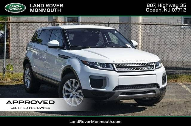 LEASE THIS 2017 LAND ROVER RANGE ROVER EVOQUE SE FOR $457 PER MONTH FOR 36 MONTHS WITH $0  DOWN & $0 SECURITY DEPOSIT*