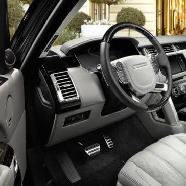 2017 Land Rover Range Rover Interior