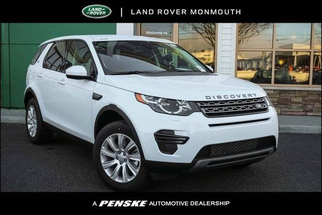 2017 Land Rover Discovery Sport Lease