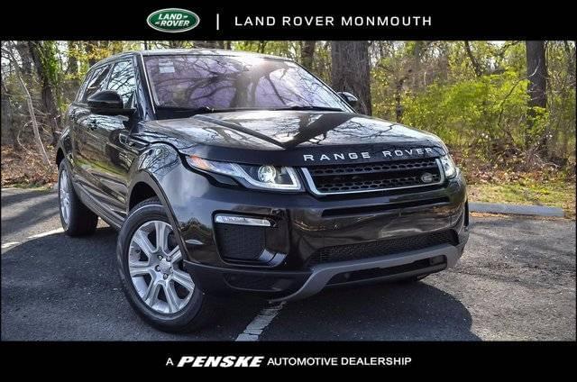 2017 Land Rover Evoque Lease
