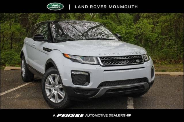 2017 Range Rover Evoque Lease