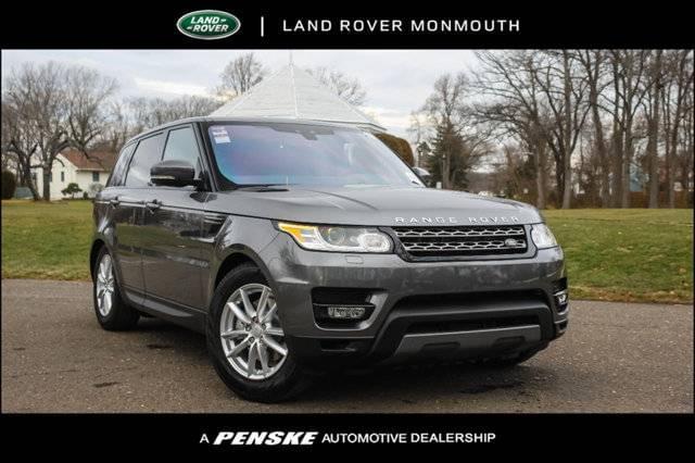 2017 Range Rover Sport HSE Lease