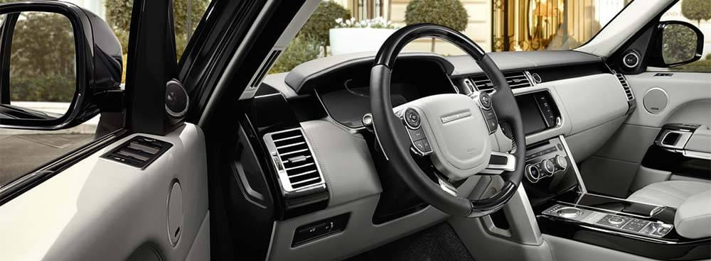 Land Rover Range Rover Interior