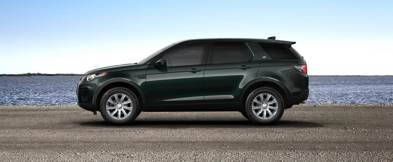 2017 Land Rover Discovery Sport Land Rover Monmouth