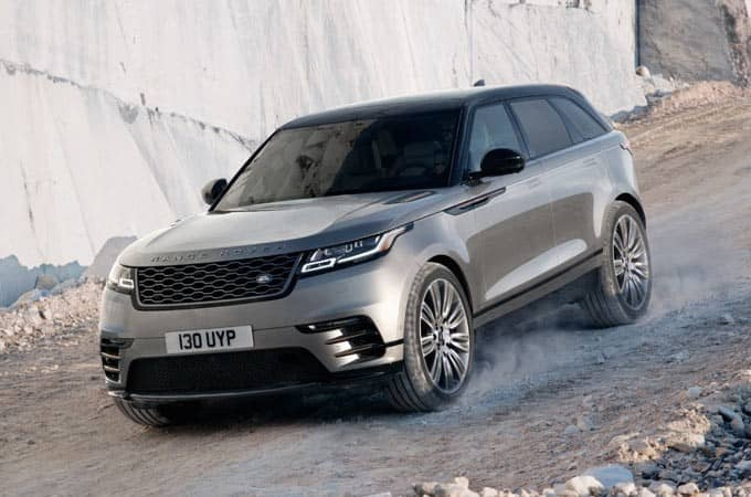New 2019 Range Rover Velar P250 S Lease $597 per Month