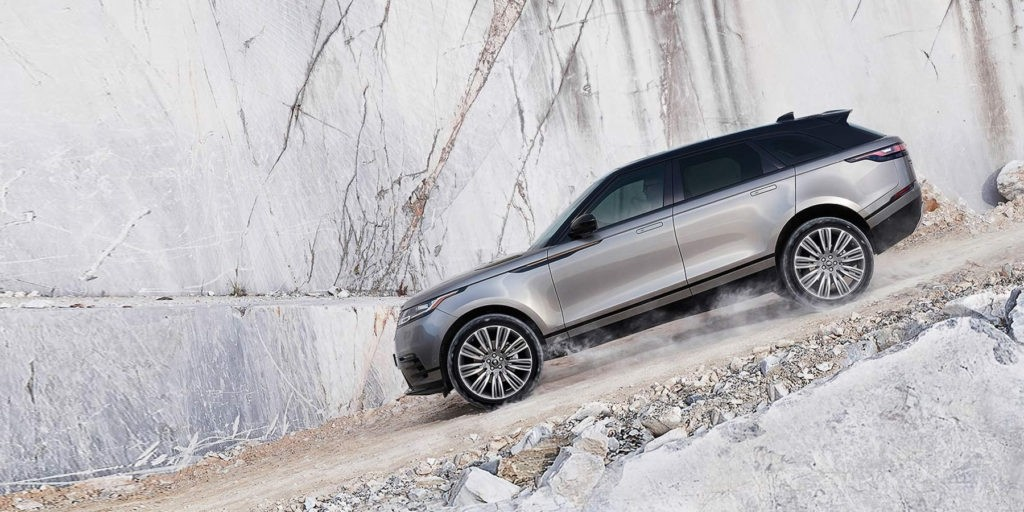 New 2019 Range Rover Velar R-Dynamic Lease $594 per Month