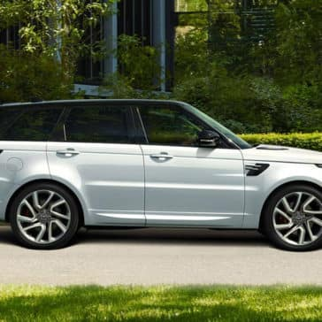 2018 Land Rover Range Rover Sport Side Profile