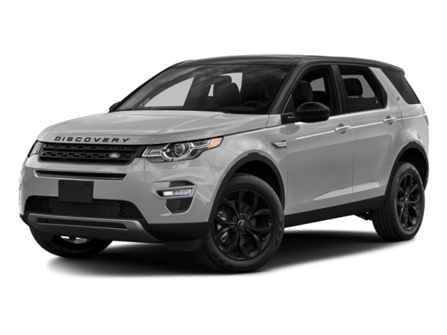 2018 LAND ROVER DISCOVERY SPORT Hero