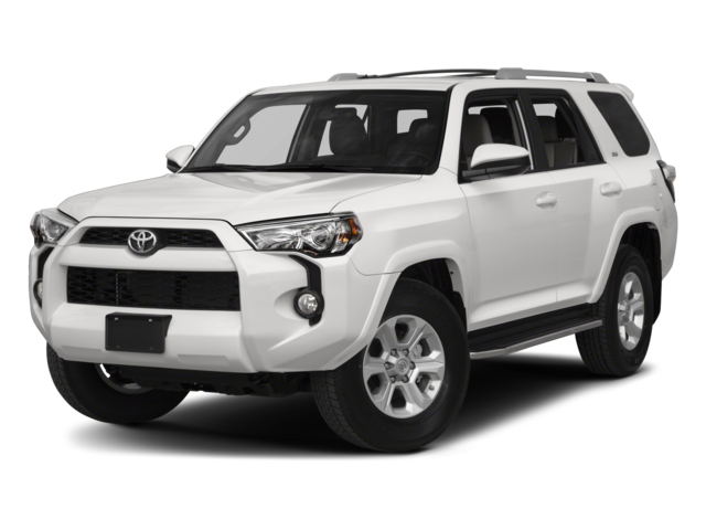2018 Toyota 4Runner Hero