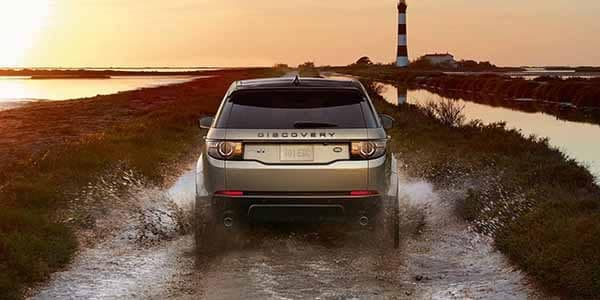 2018 Land Rover Discovery Sport Terrain Response