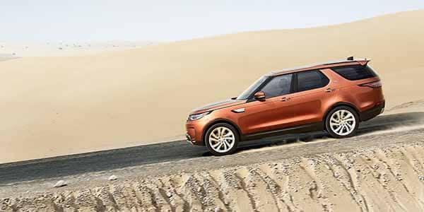 2018 Land Rover Discovery Terrain Response 2