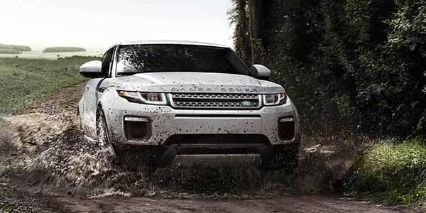 2018 Land Rover Range Rover Evoque all terrain